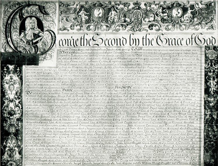 The Royal Charter
