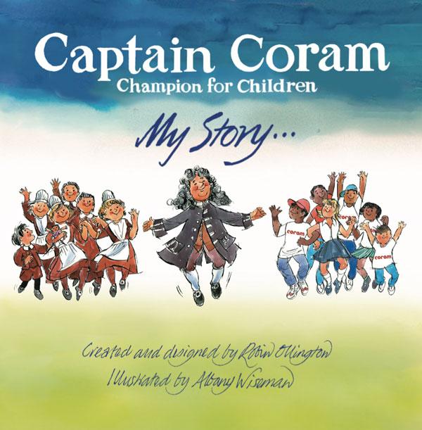 Captain Coram book cover