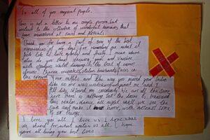 Nkechi's letter